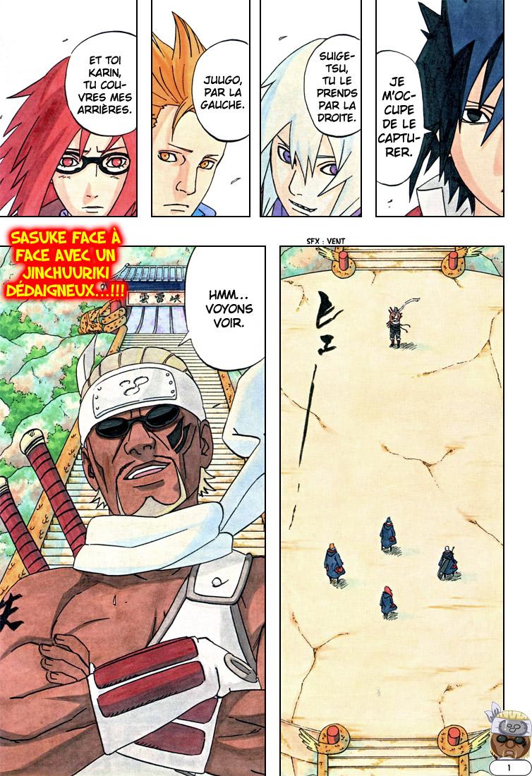 Naruto chapitre 410 - Page 1
