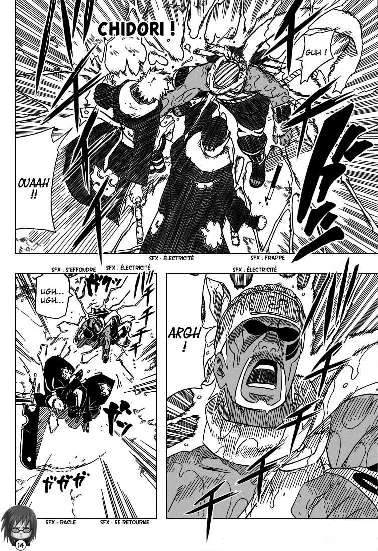 Naruto chapitre 412 - Page 14