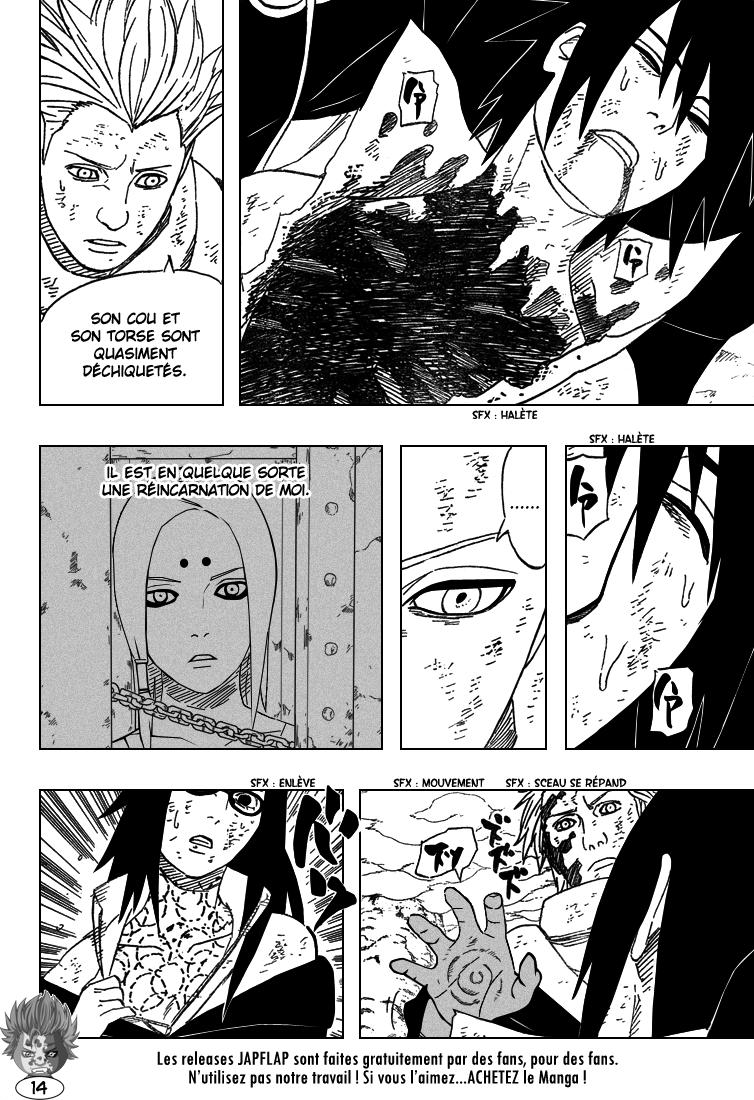 Naruto chapitre 413 - Page 13