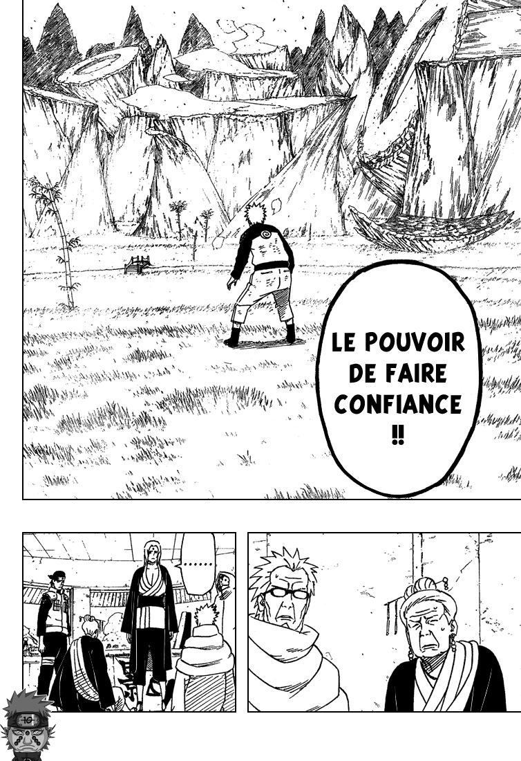 Naruto chapitre 421 - Page 10