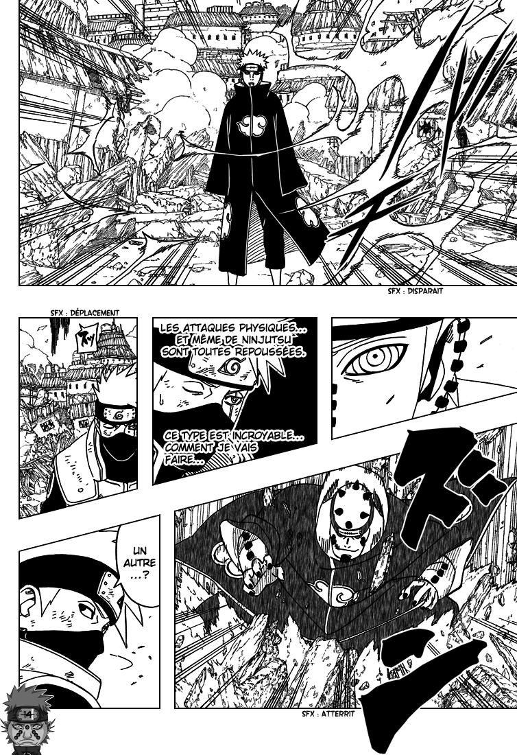 Naruto chapitre 421 - Page 14