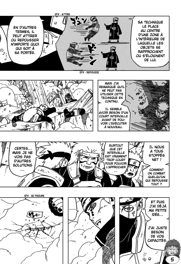 Naruto chapitre 423 - Page 5