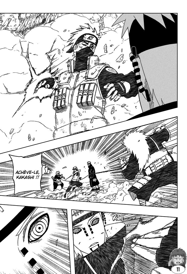Naruto chapitre 423 - Page 10