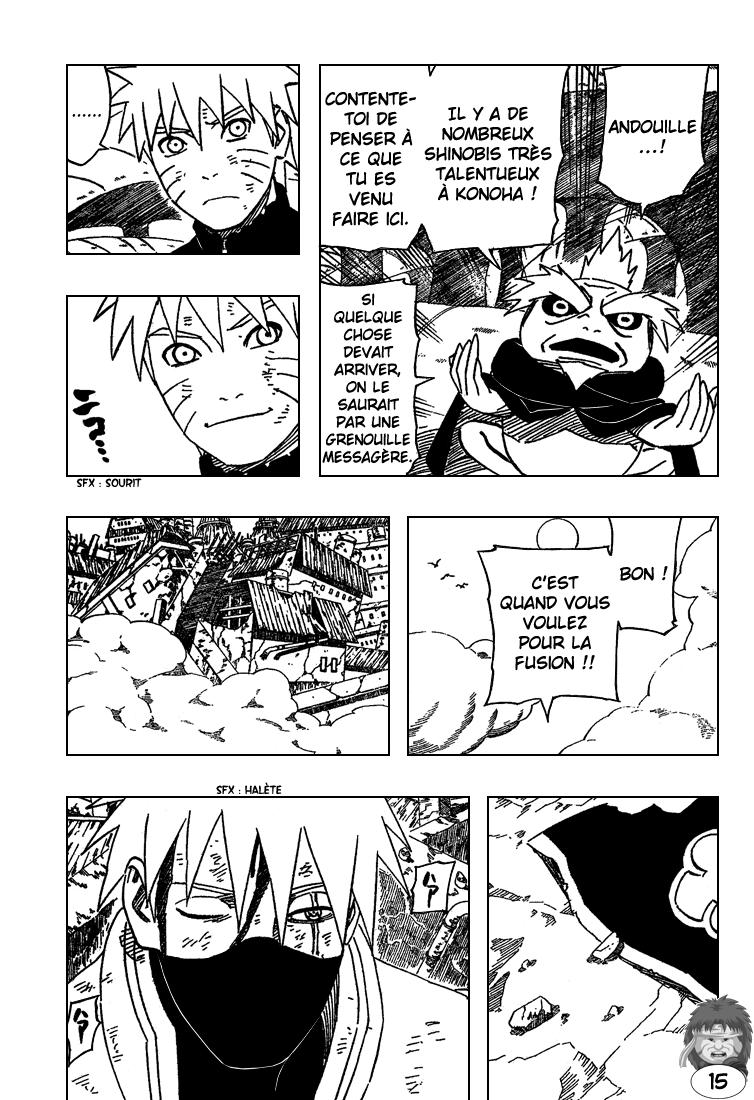 Naruto chapitre 423 - Page 14