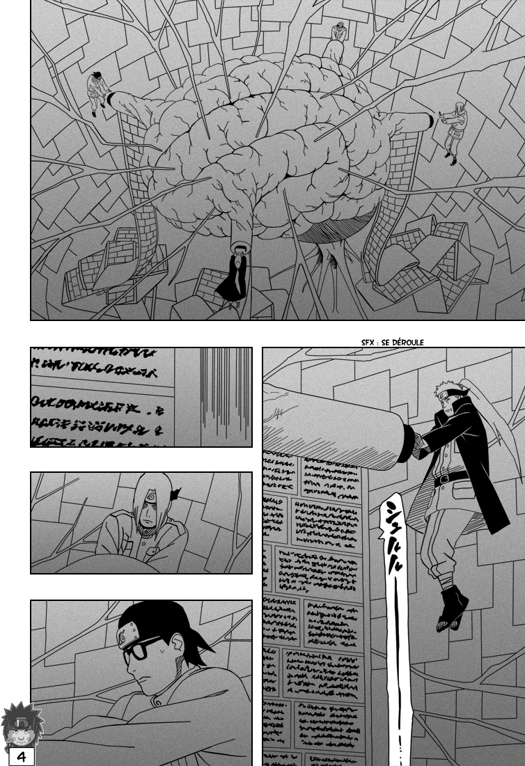 Naruto chapitre 424 - Page 4