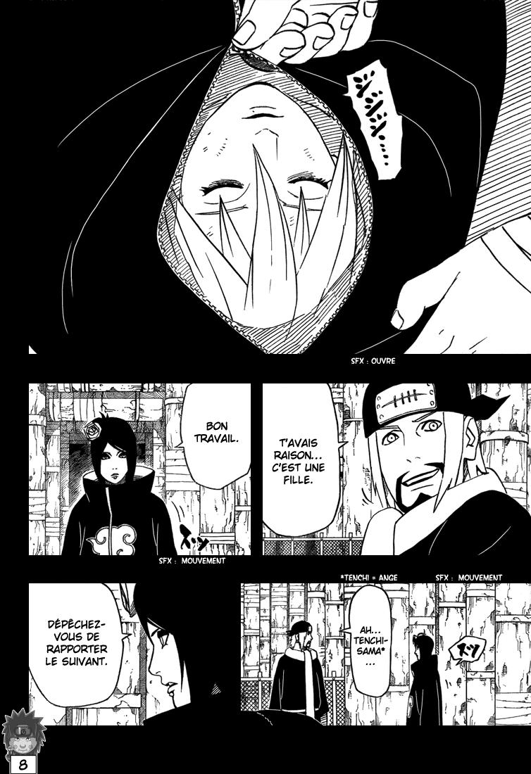 Naruto chapitre 424 - Page 8