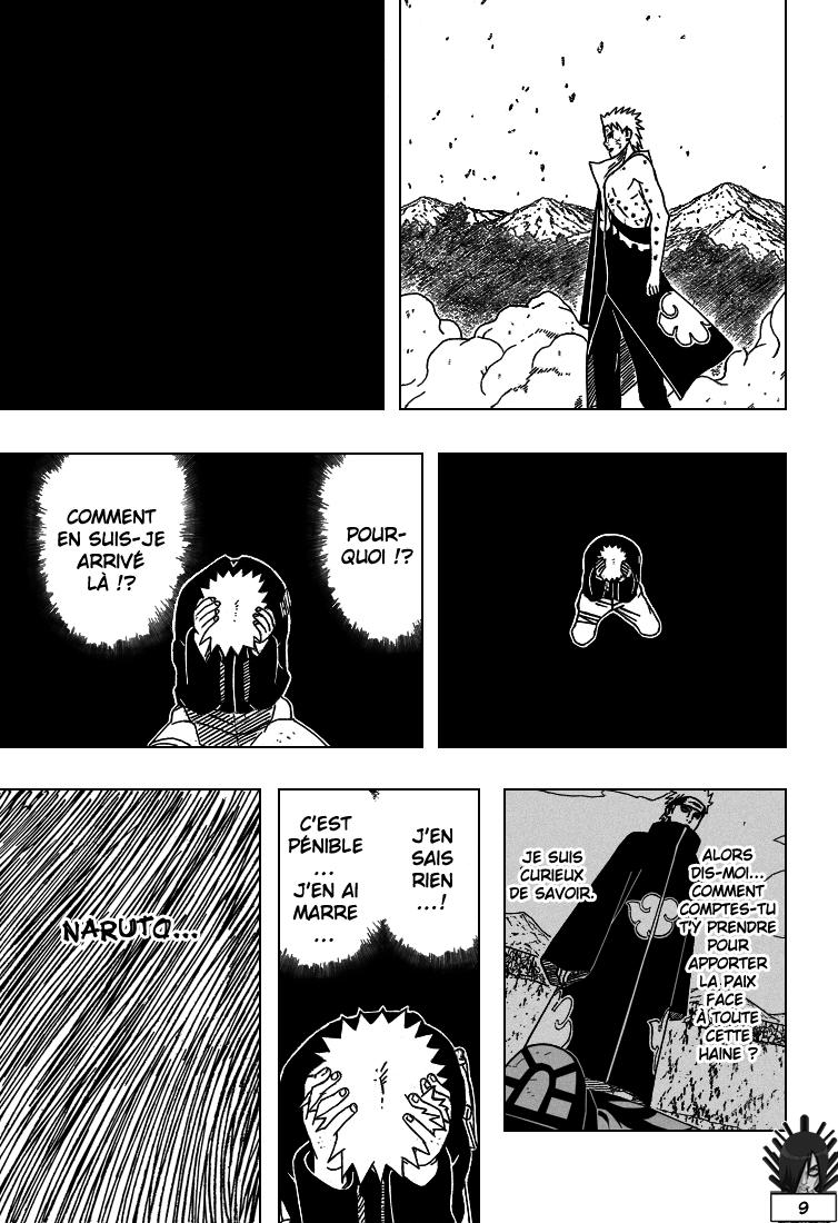 Naruto chapitre 439 - Page 8
