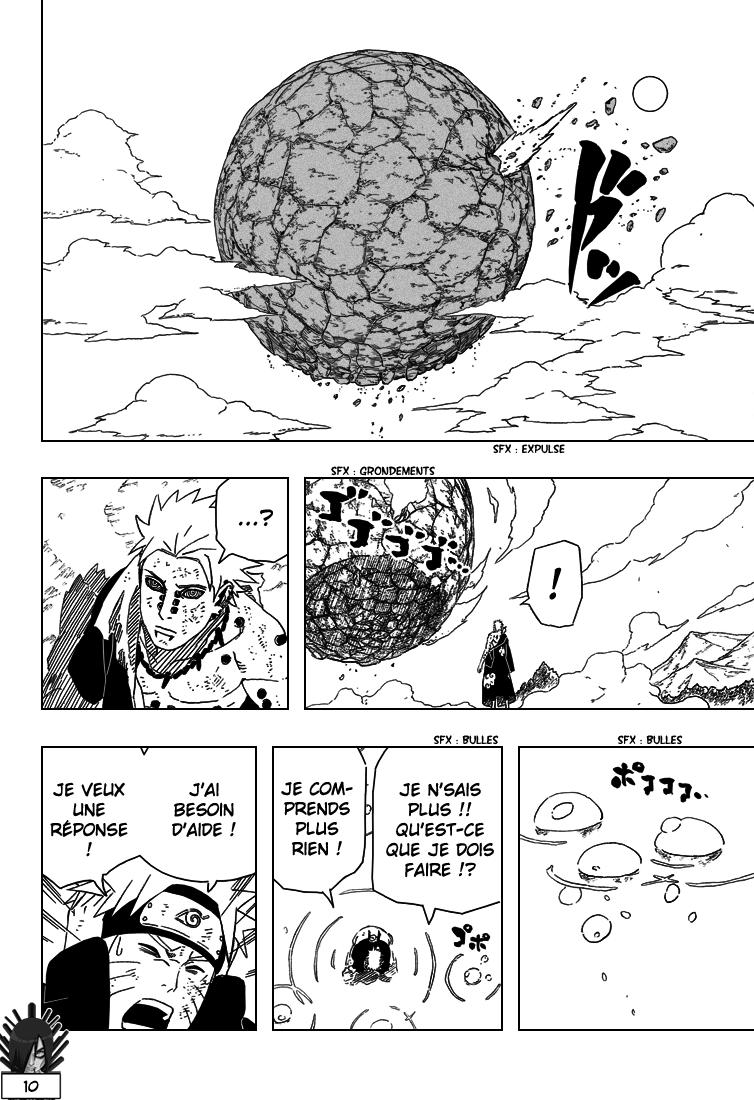 Naruto chapitre 439 - Page 9