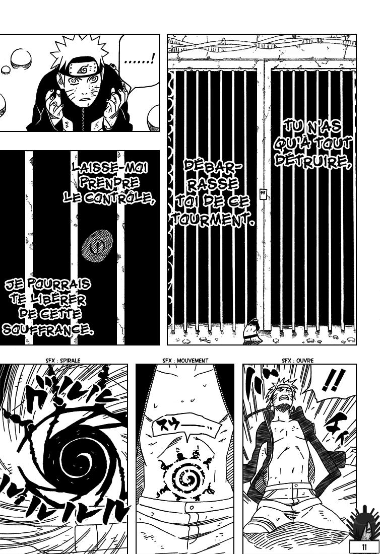 Naruto chapitre 439 - Page 10