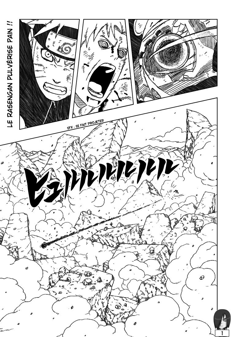 Naruto chapitre 443 - Page 1