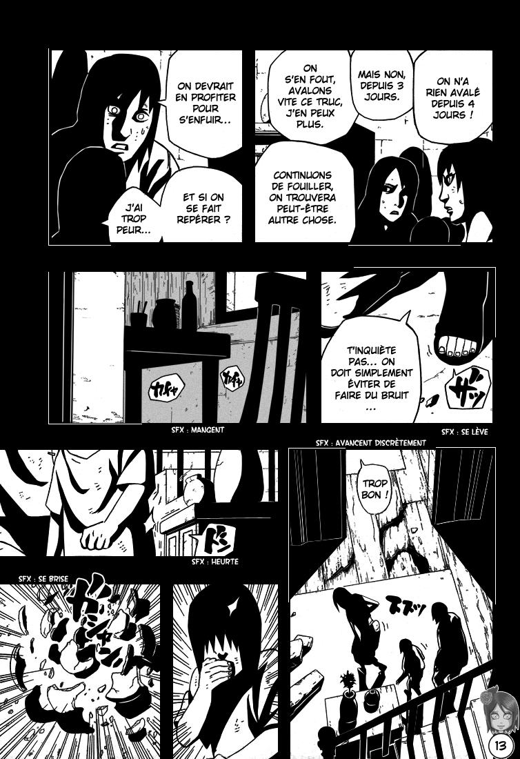 Naruto chapitre 444 - Page 13