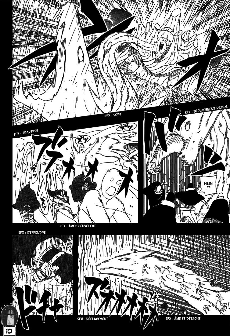 Naruto chapitre 447 - Page 10