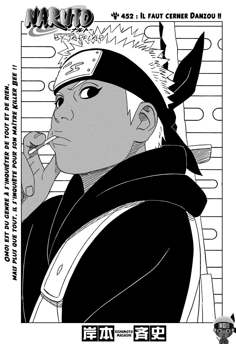 Naruto chapitre 452 - Page 1