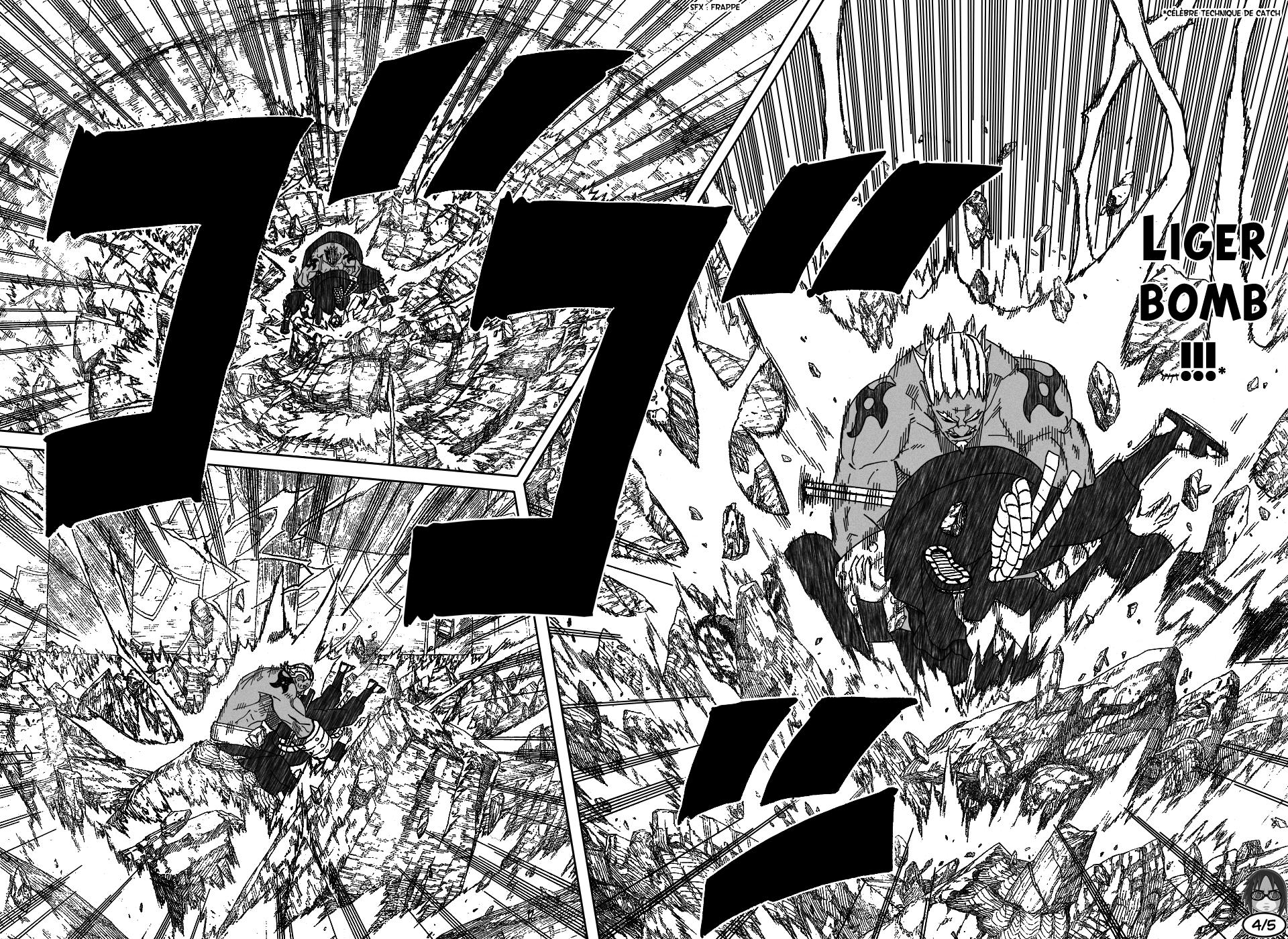 Naruto chapitre 463 - Page 4