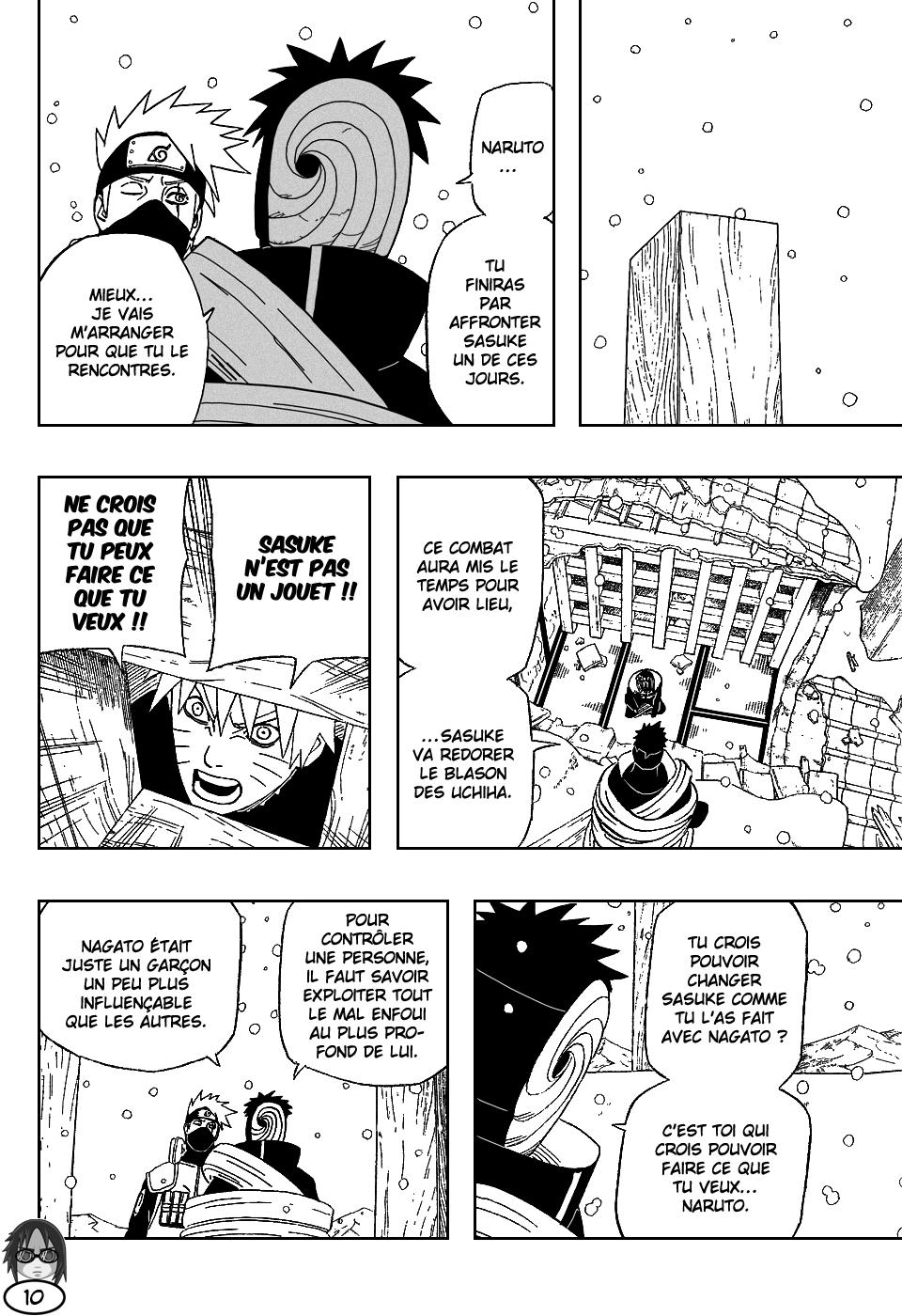 Naruto chapitre 463 - Page 9