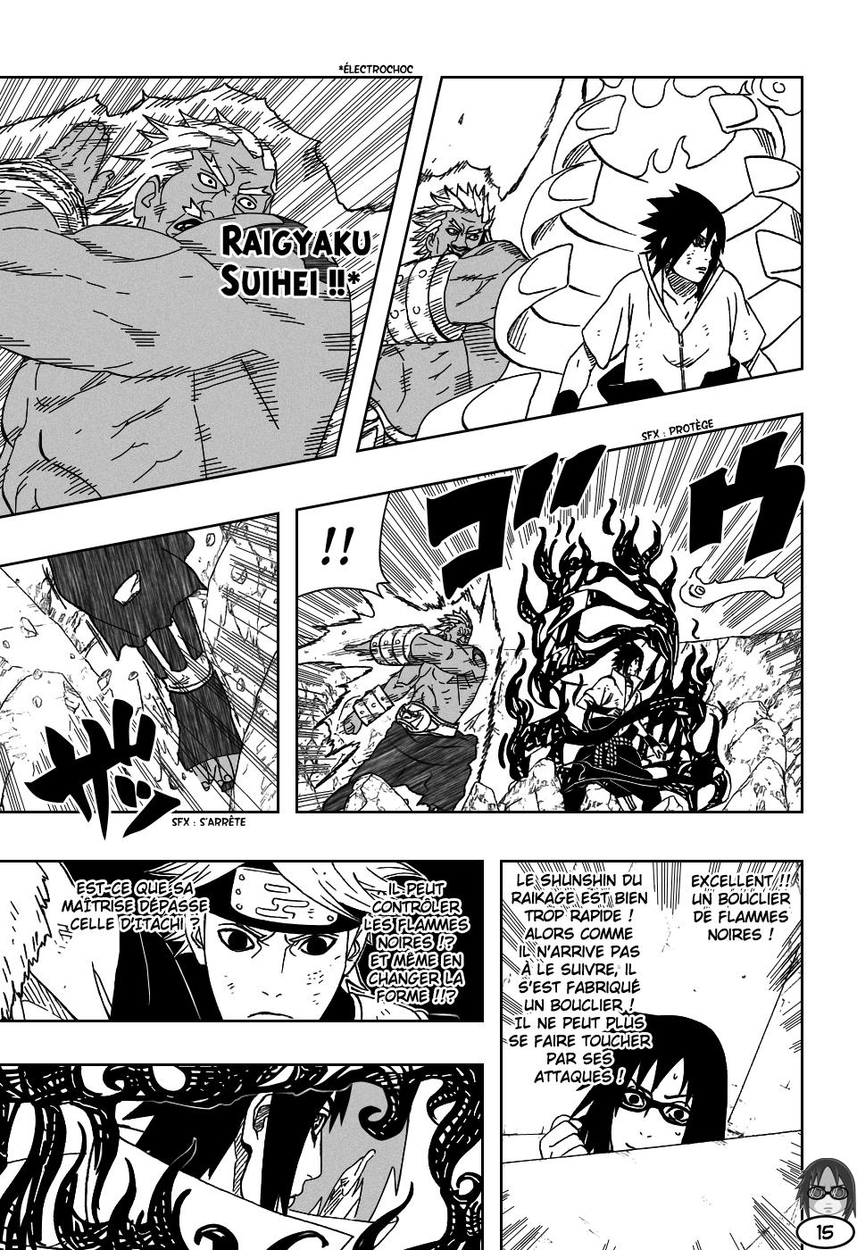 Naruto chapitre 463 - Page 14