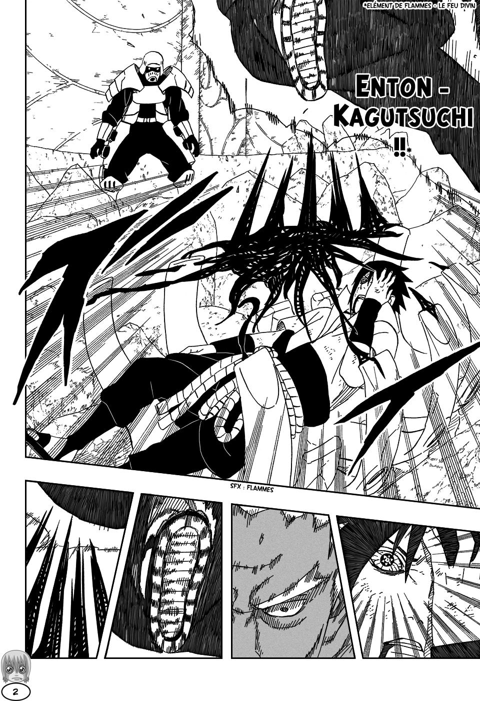 Naruto chapitre 464 - Page 2