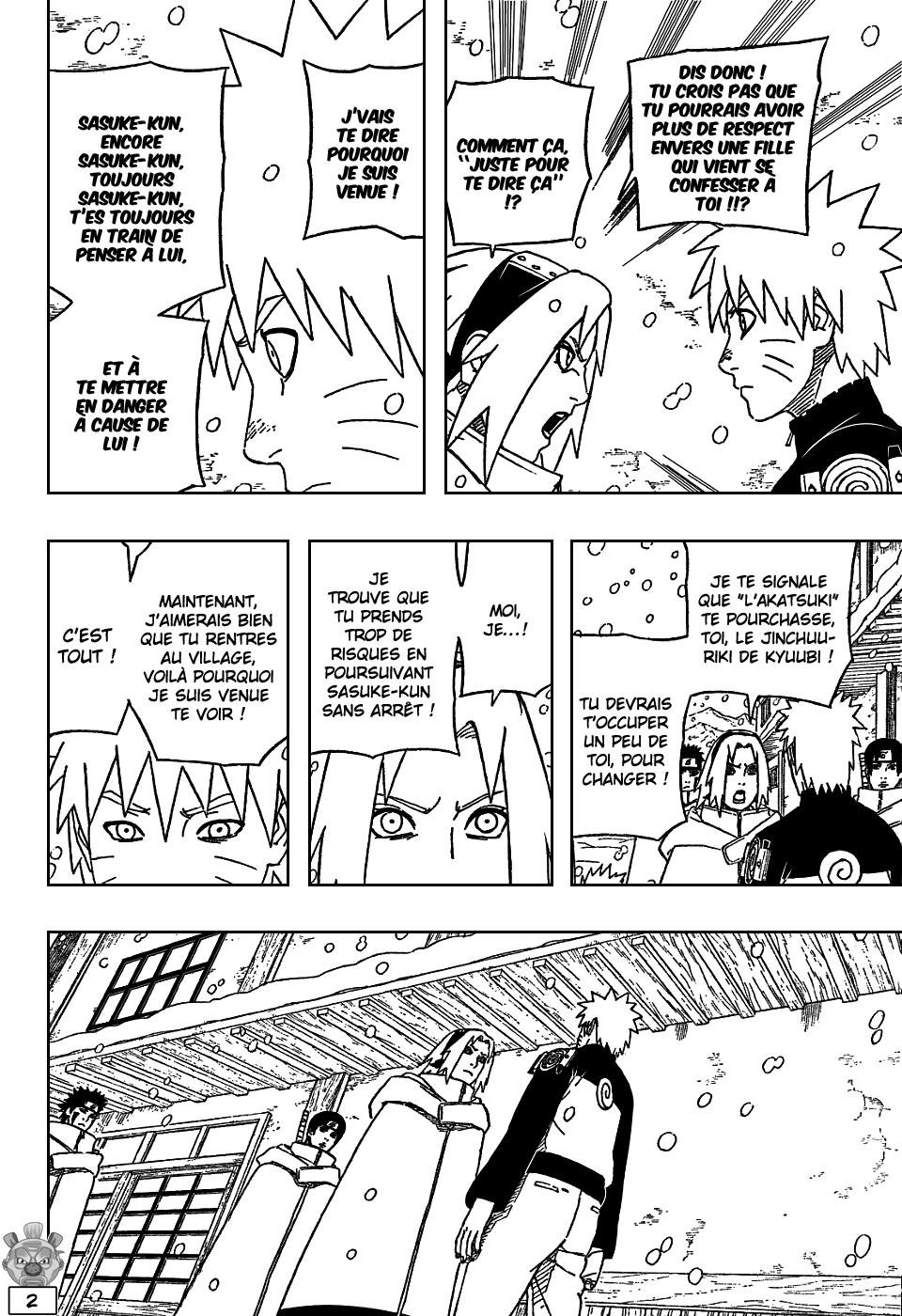 Naruto shippuden rencontre vf