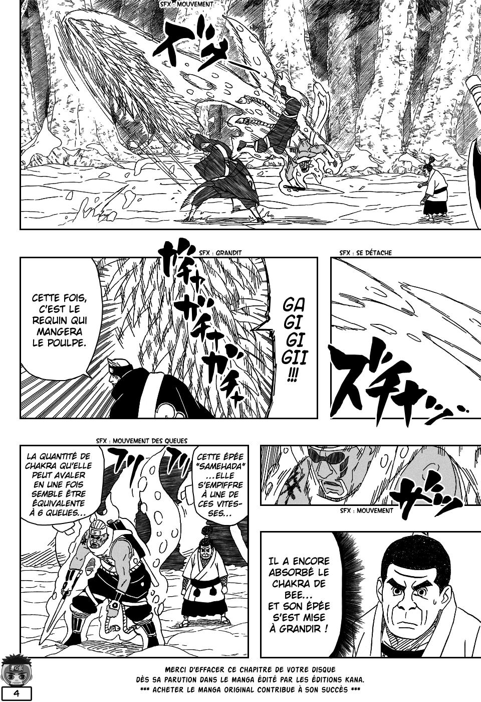 Naruto chapitre 471 - Page 4
