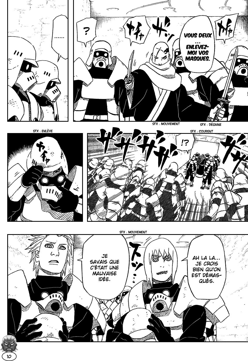 Naruto chapitre 473 - Page 9