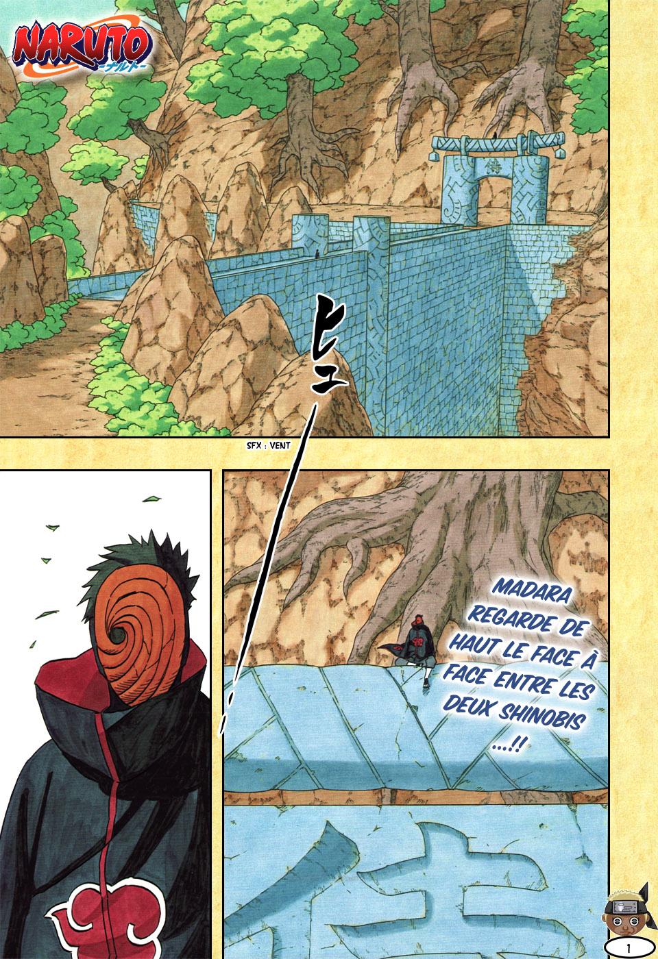 Naruto chapitre 476 - Page 1