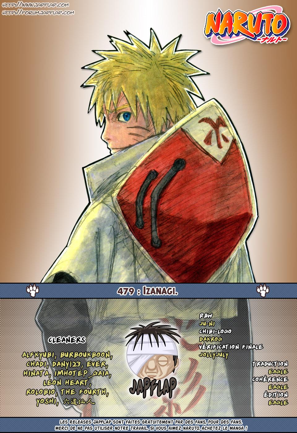 Naruto chapitre 479 - Page 16