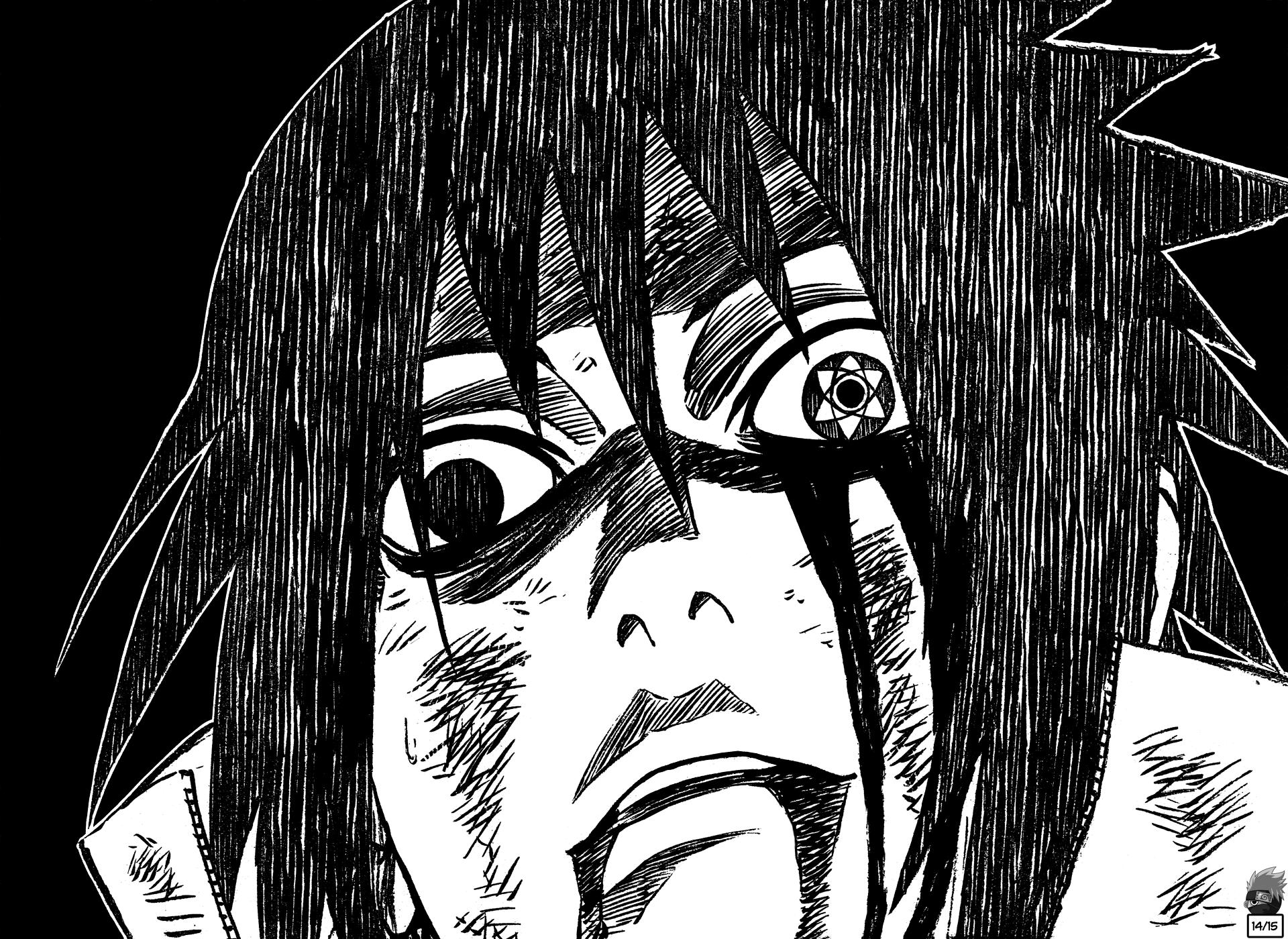Naruto chapitre 480 - Page 14