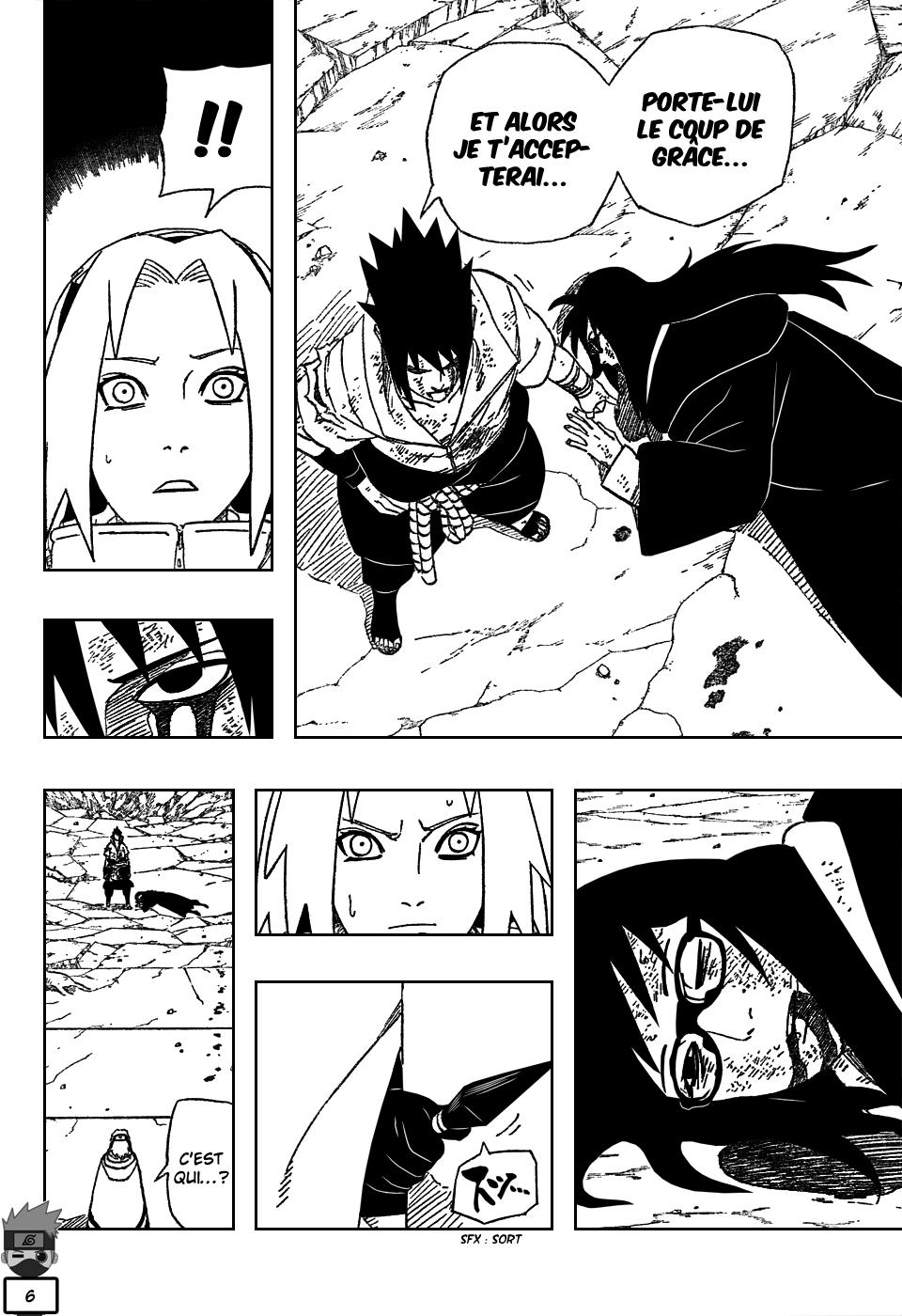 Naruto chapitre 483 - Page 6