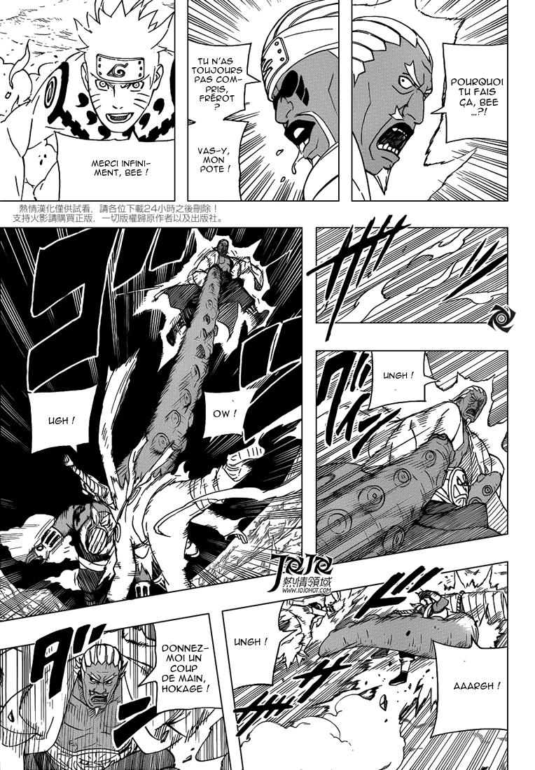 Naruto chapitre 543 - Page 7