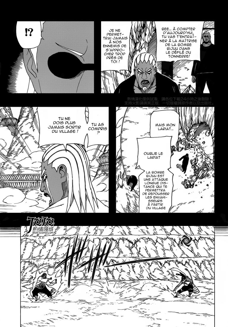 Naruto chapitre 543 - Page 13