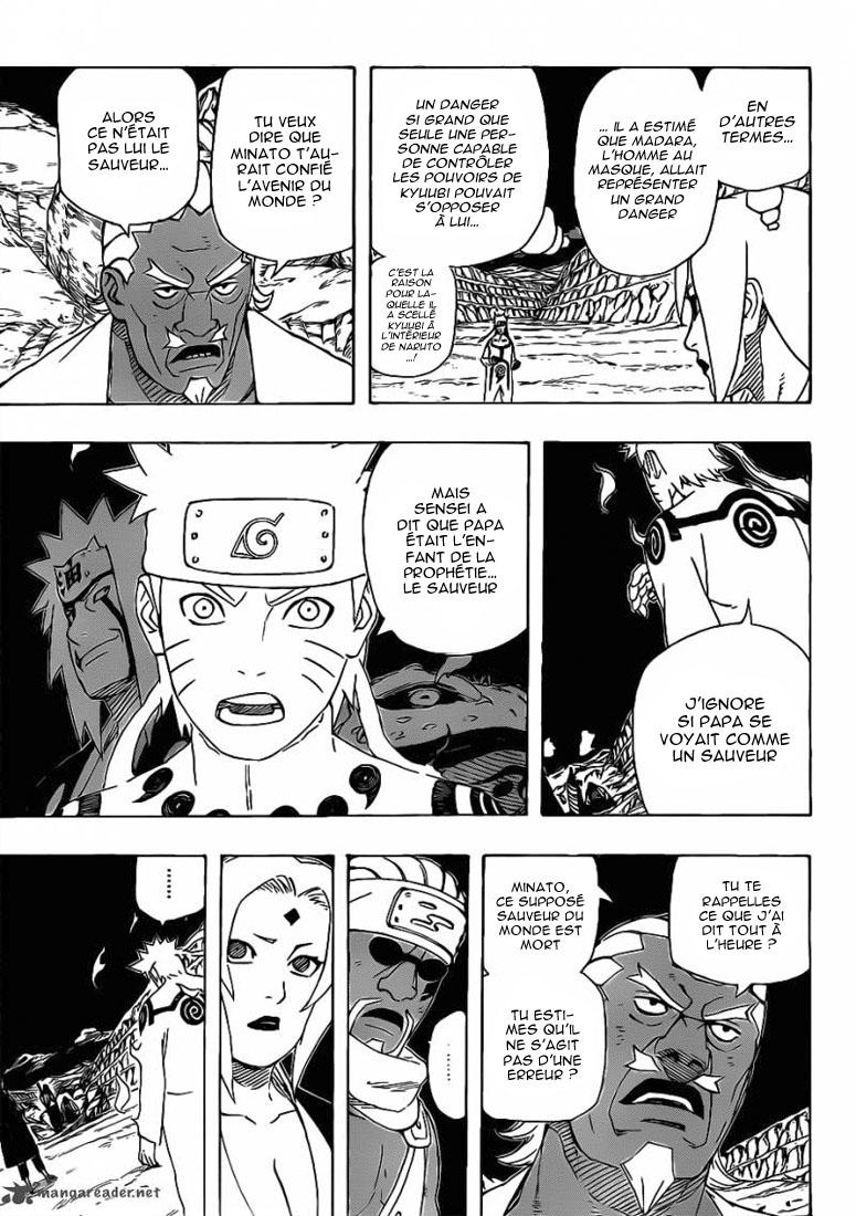 Naruto chapitre 544 - Page 7