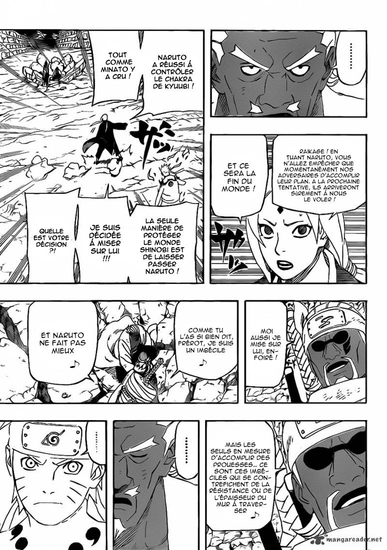 Naruto chapitre 544 - Page 9