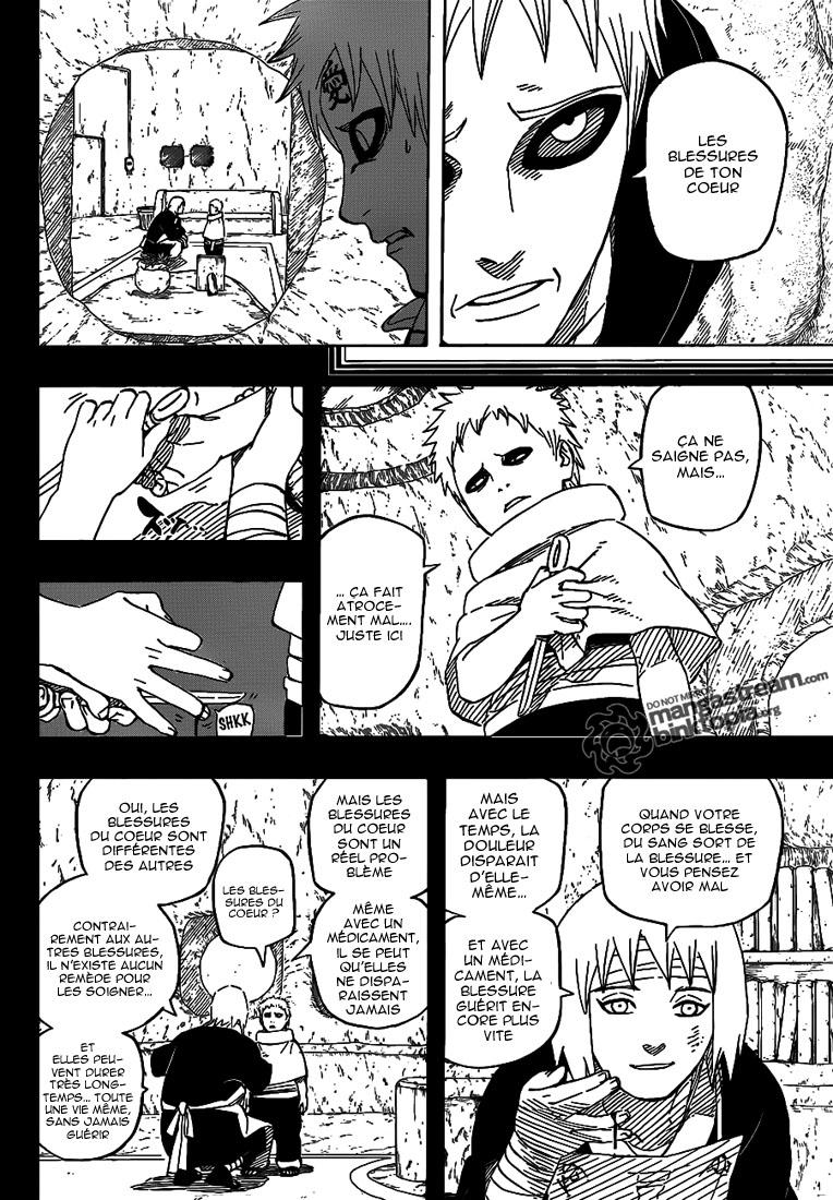 Naruto chapitre 548 - Page 6