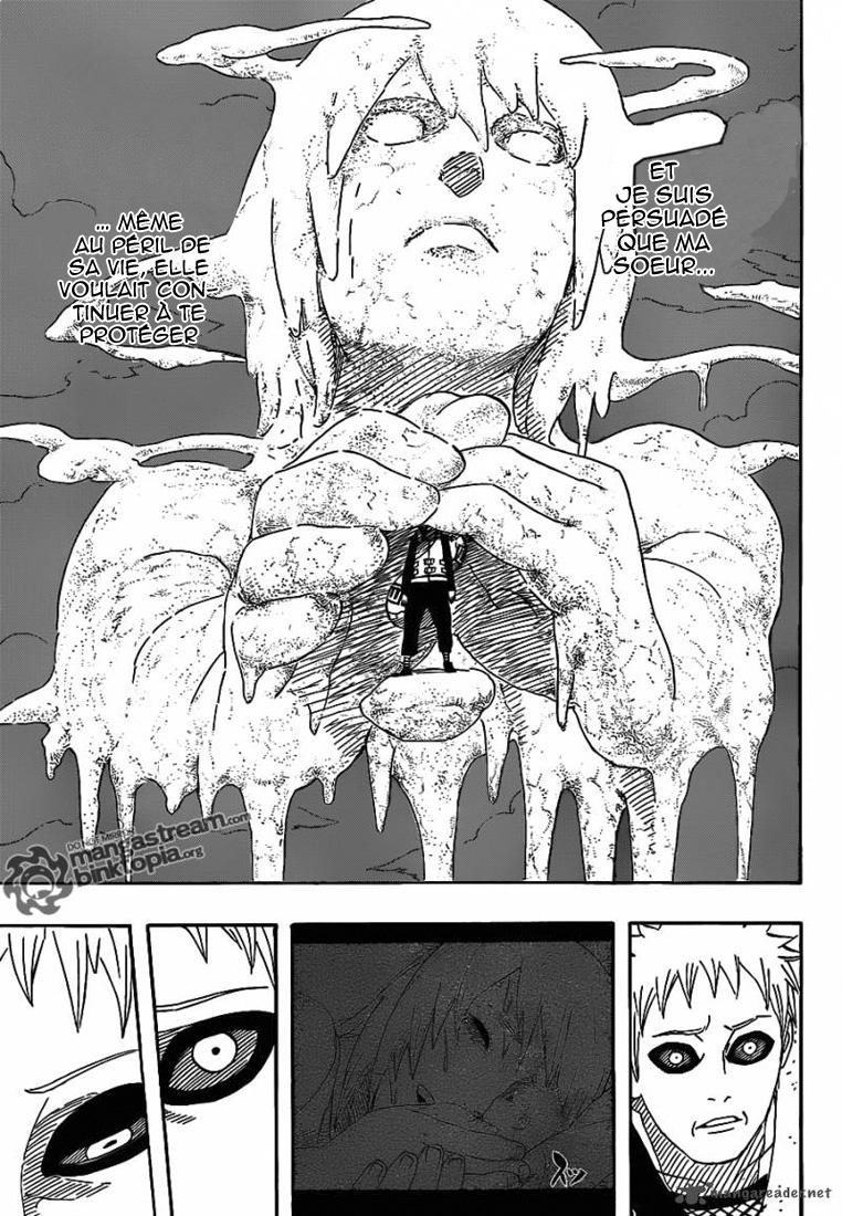 Naruto chapitre 548 - Page 9